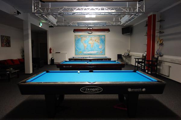 Billiard Sport Academy International Training